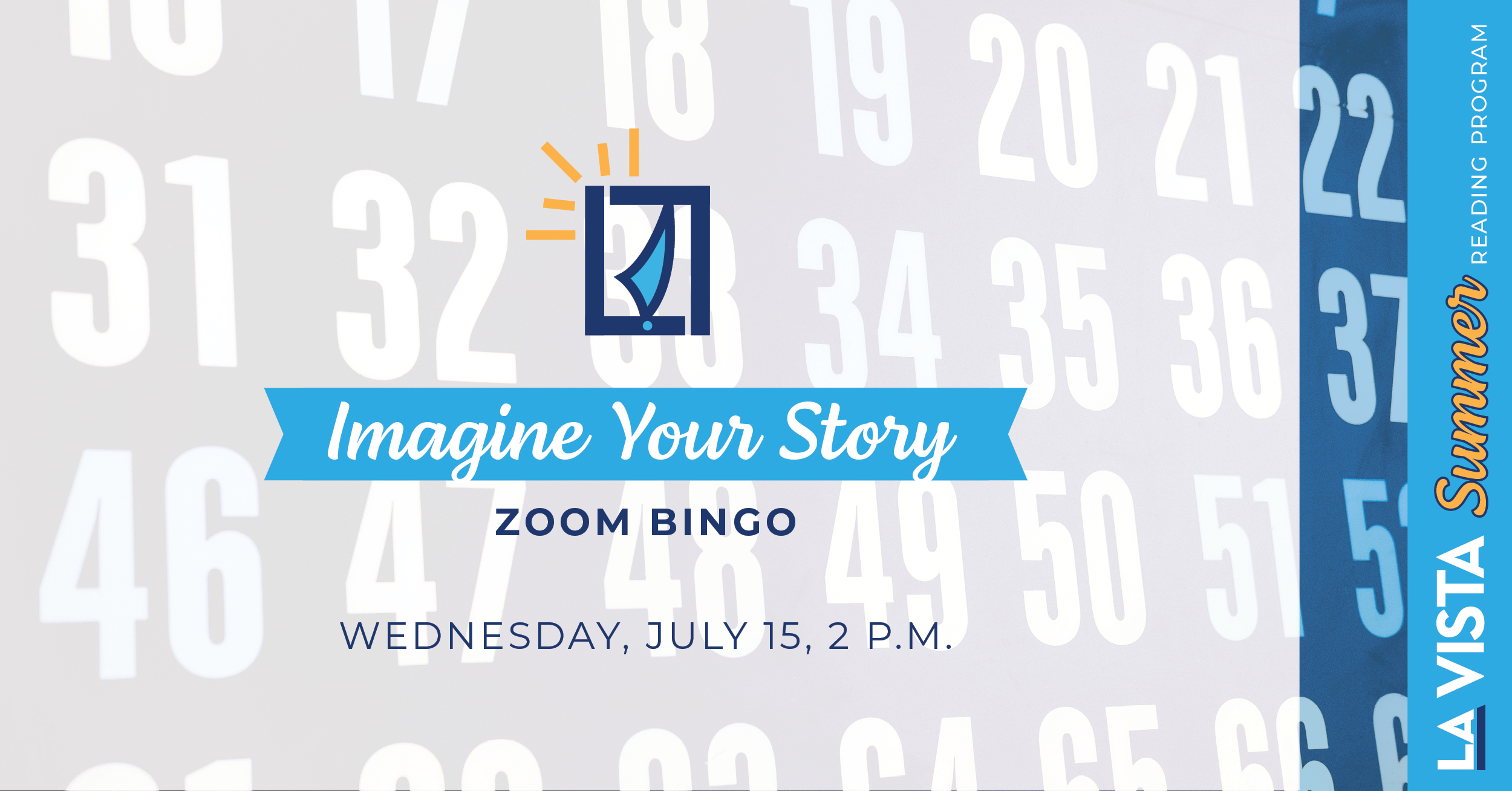 FACEBOOK Virtual Bingo July