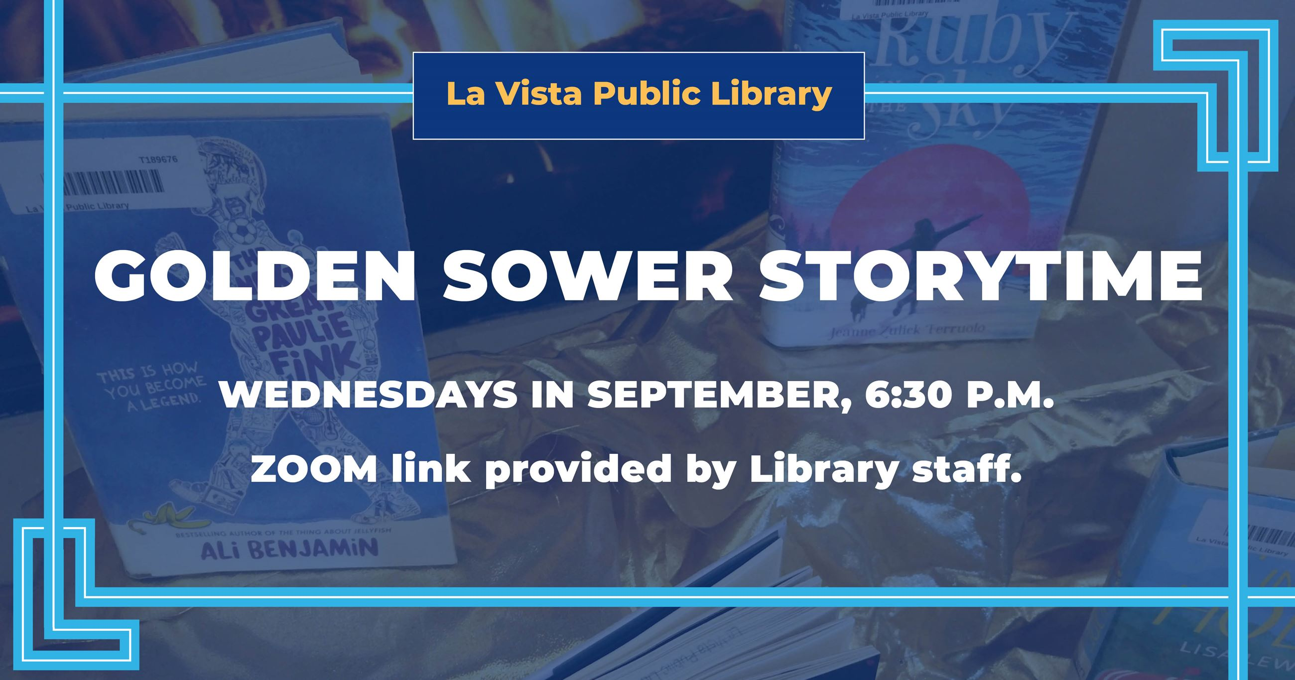FACEBOOK Golden Sower Storytime